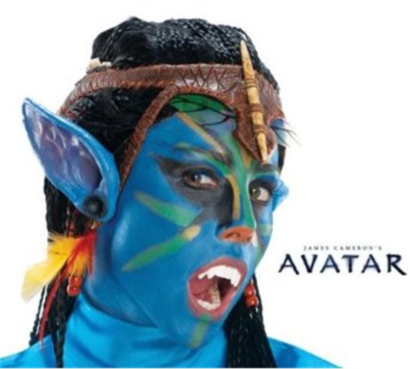 Avatar Neytiri Fangs