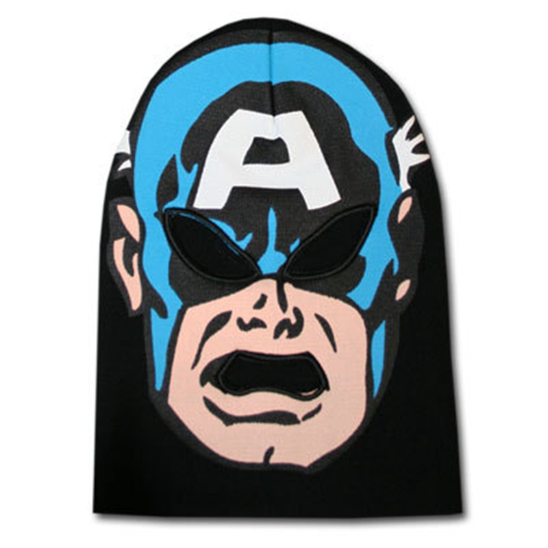 Marvel Captain America Ski Mask Beanie (Ships for $1.99)