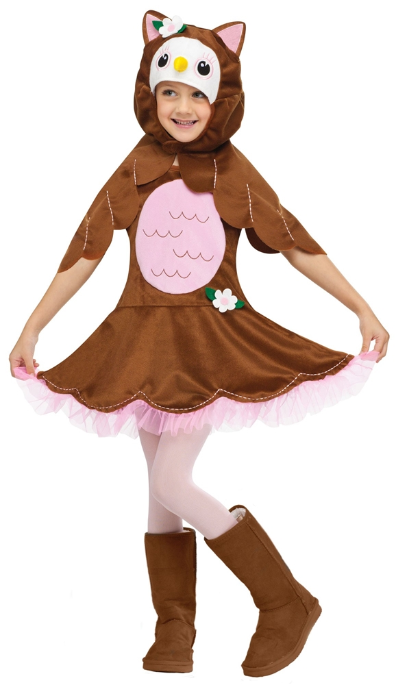 Baby Owl Child Costume