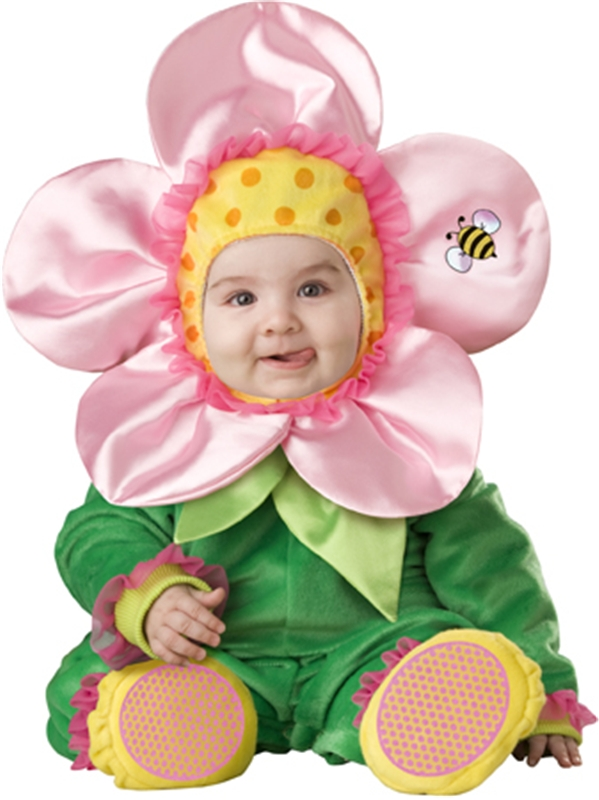 Blossom Baby Costume