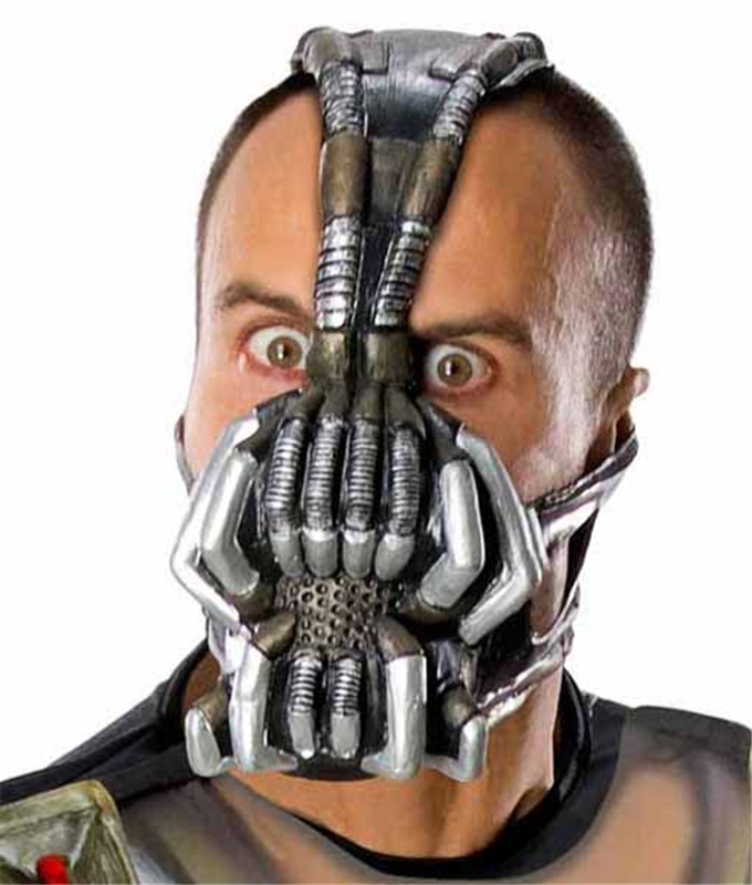 Bane Dark Knight Rises Adult Mask