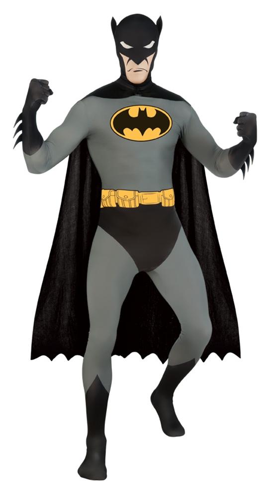 Batman 2nd Skin Suit Adult Men Costume 880519