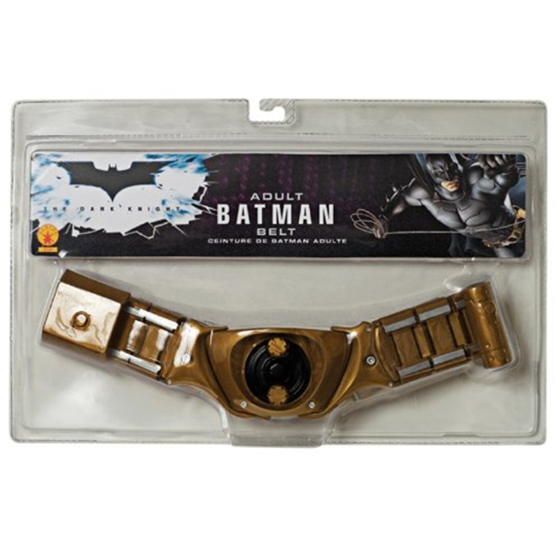 Batman Dark Knight Rises Adult Belt