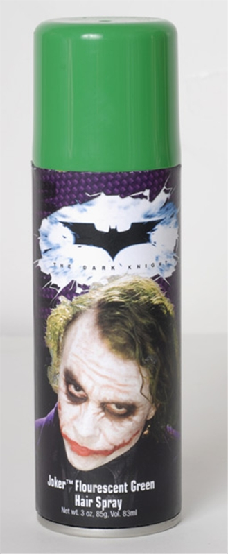 The Joker Green Hairspray 3oz