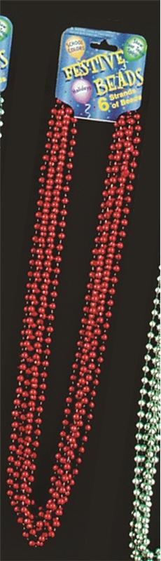Metallic Festive Beads (More Colors)