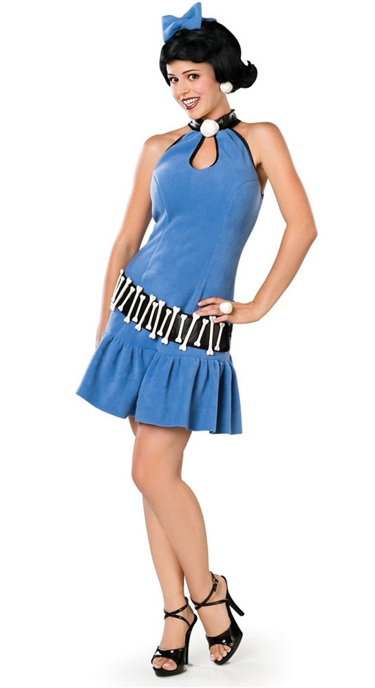 Betty Rubble The Flinstones Costume (Betty Rubble Costume)