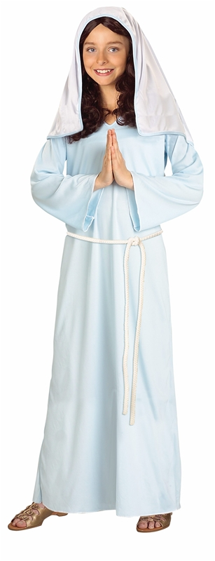 Biblical Times Mary Child Costume