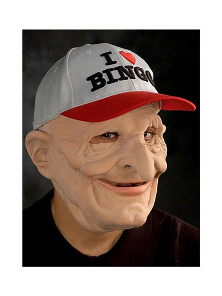 Image of B-9 Bingo Character Hat Mask