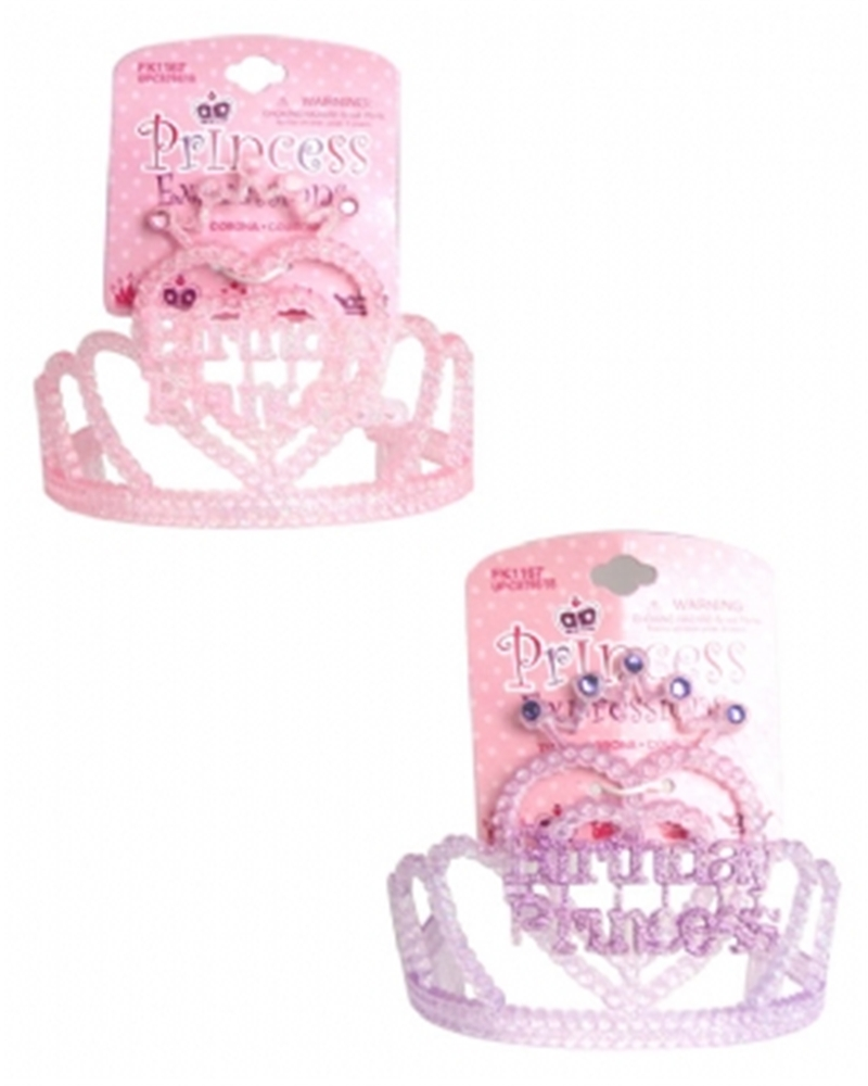 Image of Birthday Princess Expressions Tiara