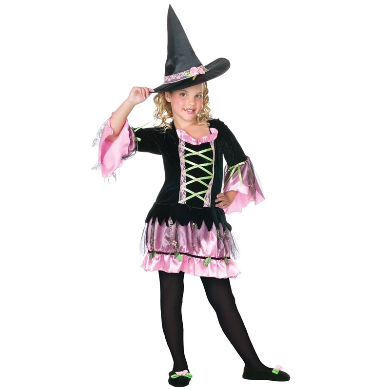 Blossom Witch Child Costume