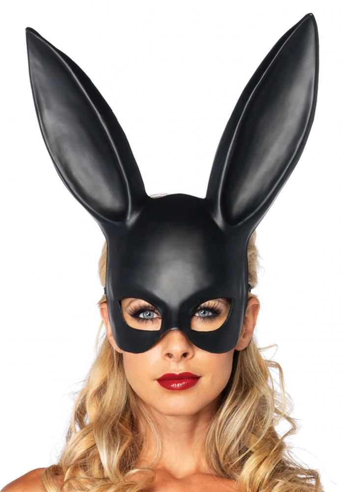 Image of Bondage Bunny Mask