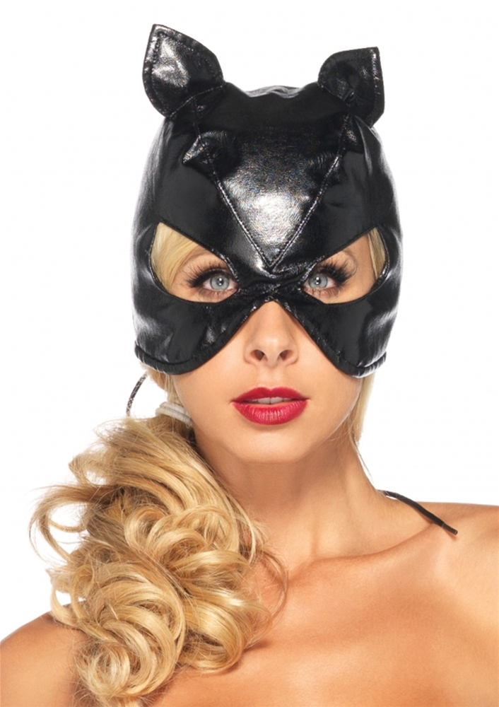 Bondage Cat Mask