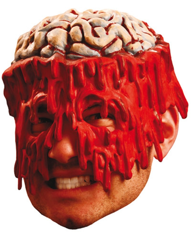 Brain Drain Adult Mask