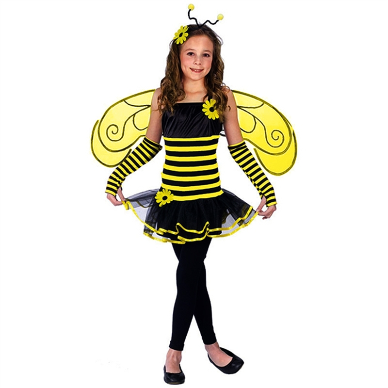 Bumblebee Tutu Child Costume