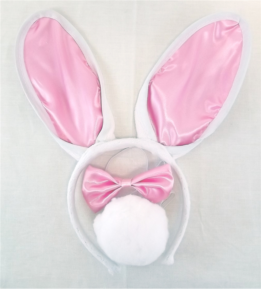 White & Pink Bunny Kit