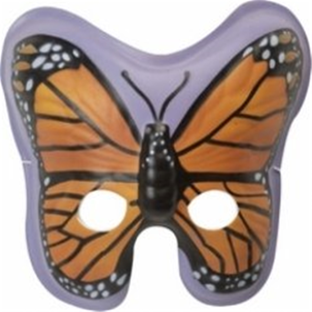 Butterfly Face Foam Mask
