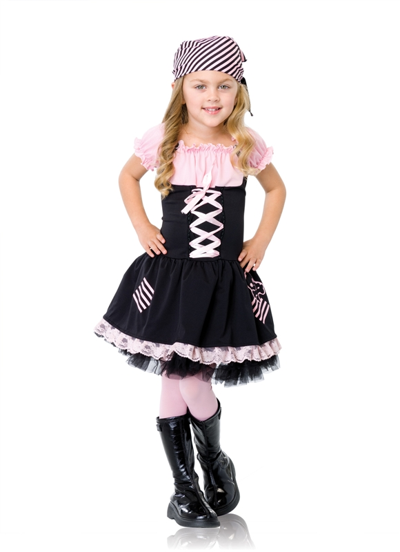 Treasure Hunt Pirate 2pc Child Costume