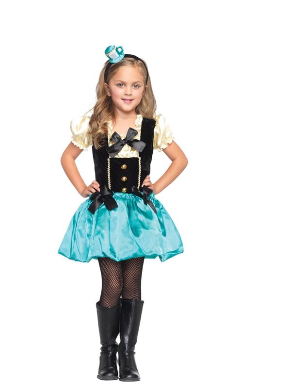 Tea Party Princess 2pc Child Costume