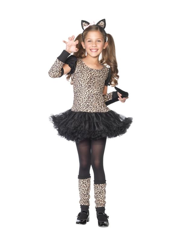 Купить Leopard Child 5pc Costume
