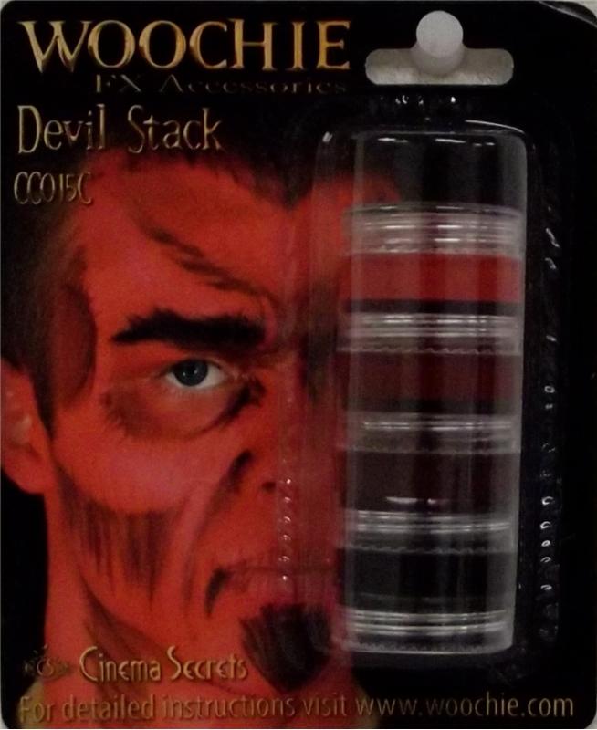 Woochie Devil Stackable Makeup