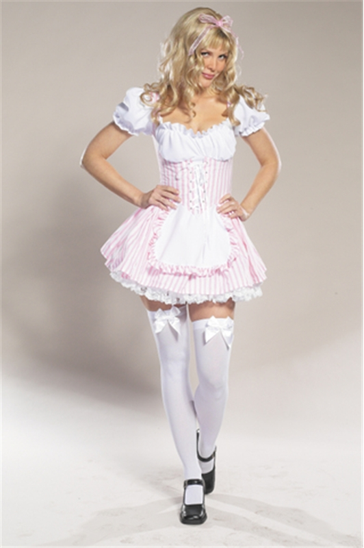 Candy Striper Adult Womens Costume
