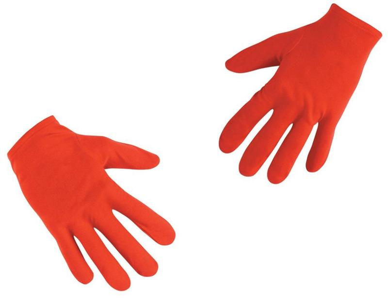 Deluxe Captain America Child Gloves