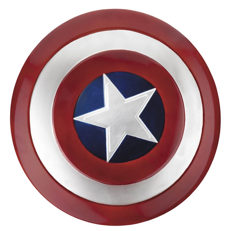 Marvel Captain America Movie Adult Shield