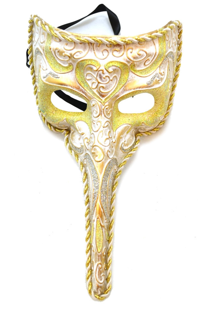 Casanova Adult Mask by Bauer Pacific Imports