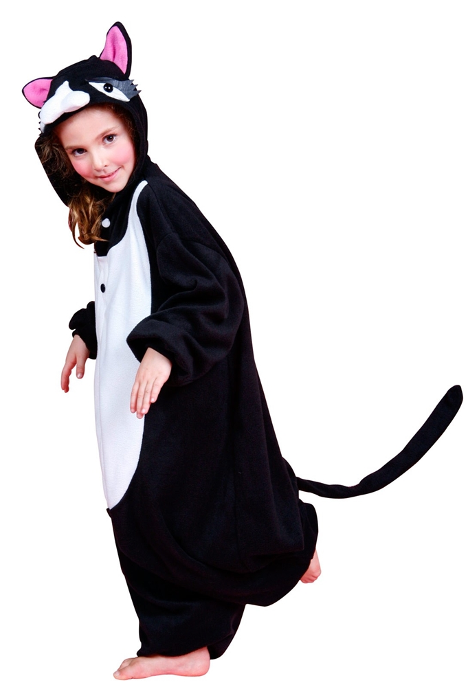Cat Jumpsuit Child Costume