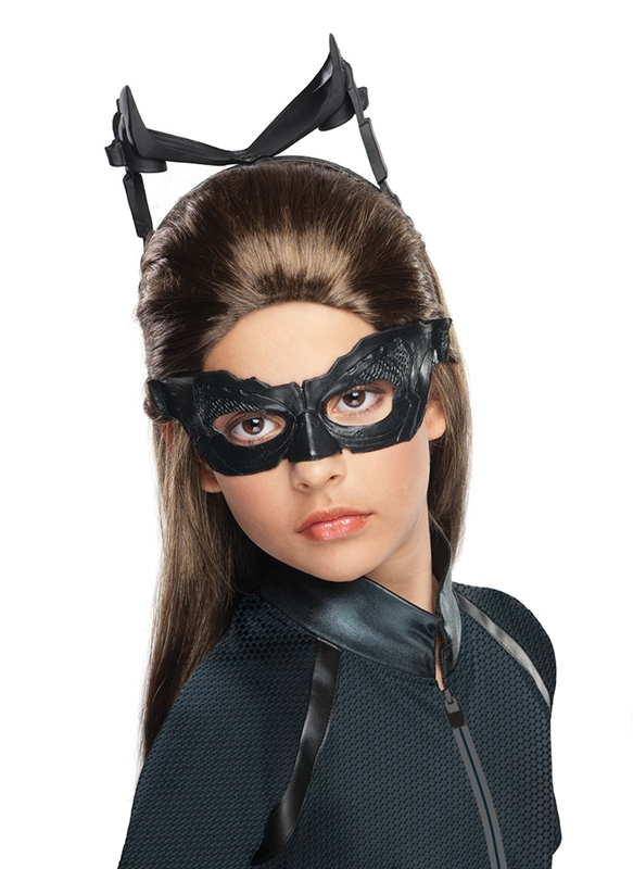 Catwoman Dark Knight Rises Child Wig