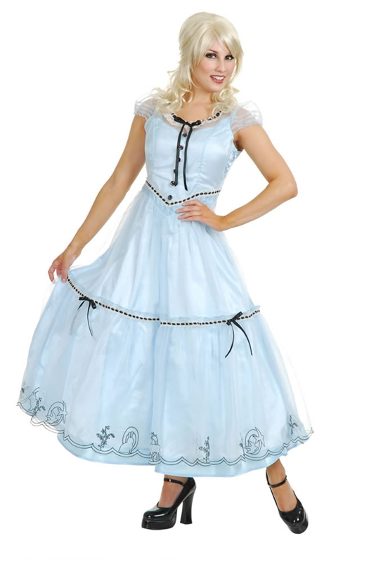 how to make alice costume