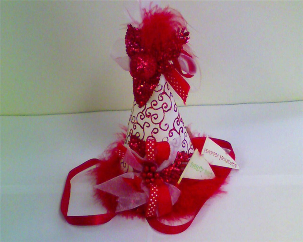 Image of Christmas Party Hat