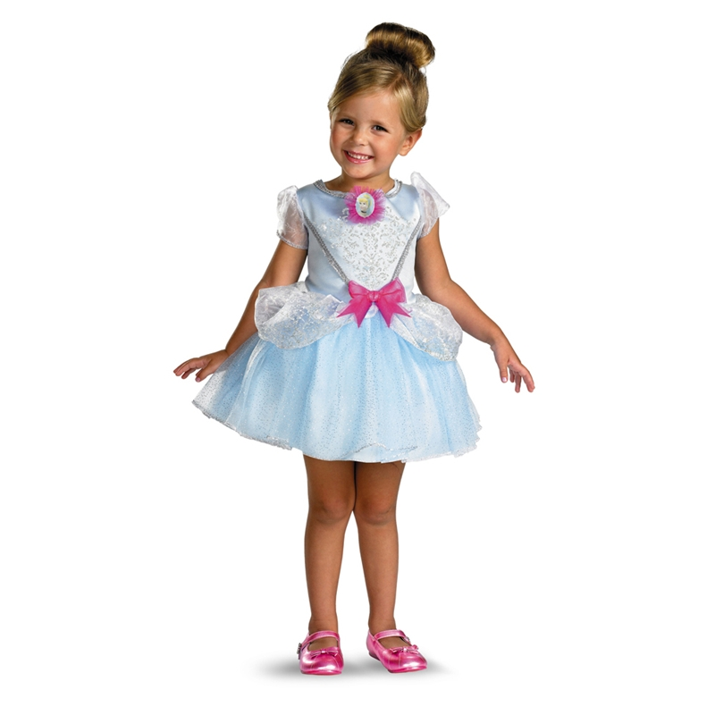 Cinderella Ballerina Classic Toddler Costume