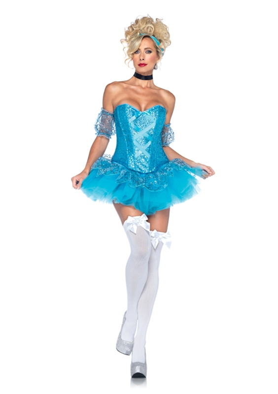 Sassy Cinderella Adult Womens Costume