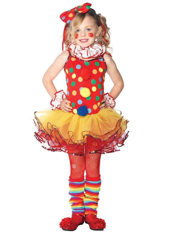 Circu (Circus Clown Child Costumes)