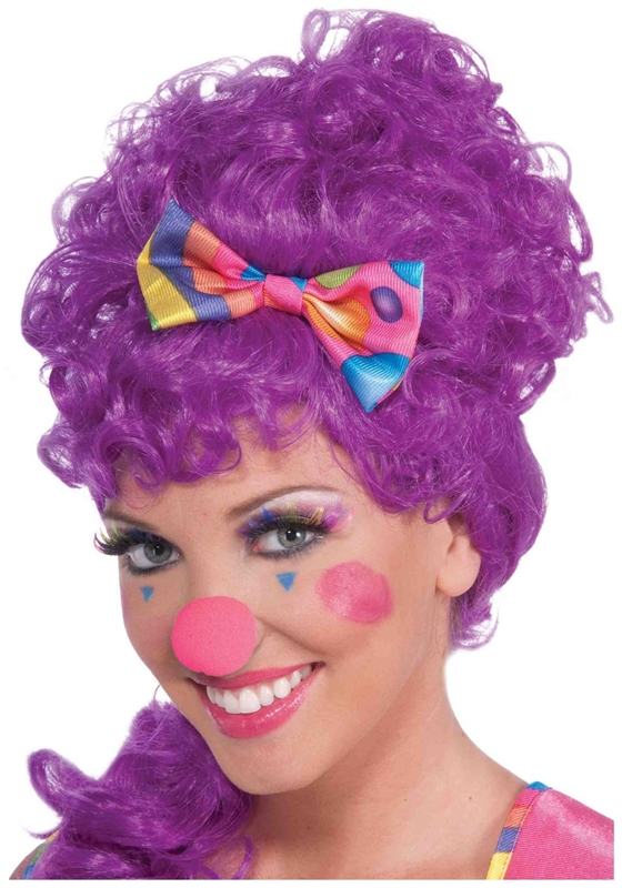 Circus Sweetie Clown Nose by Forum Novelties