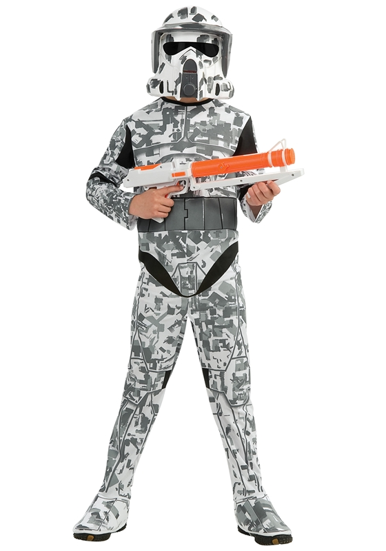 Star Wars Clone Wars Arf Trooper Child Costume