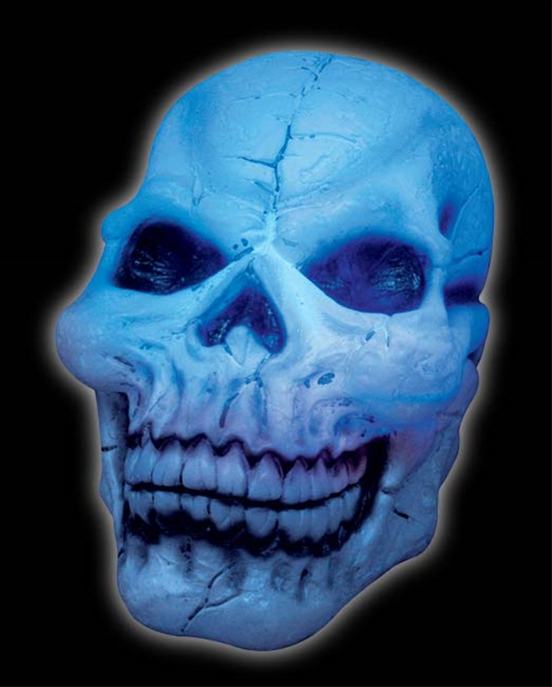 Color Changing Spooky Skull