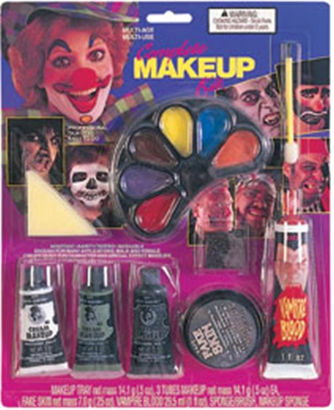 Pics Photos  Halloween Costumes Accessories Makeup Makeup - Makeup Set Halloween