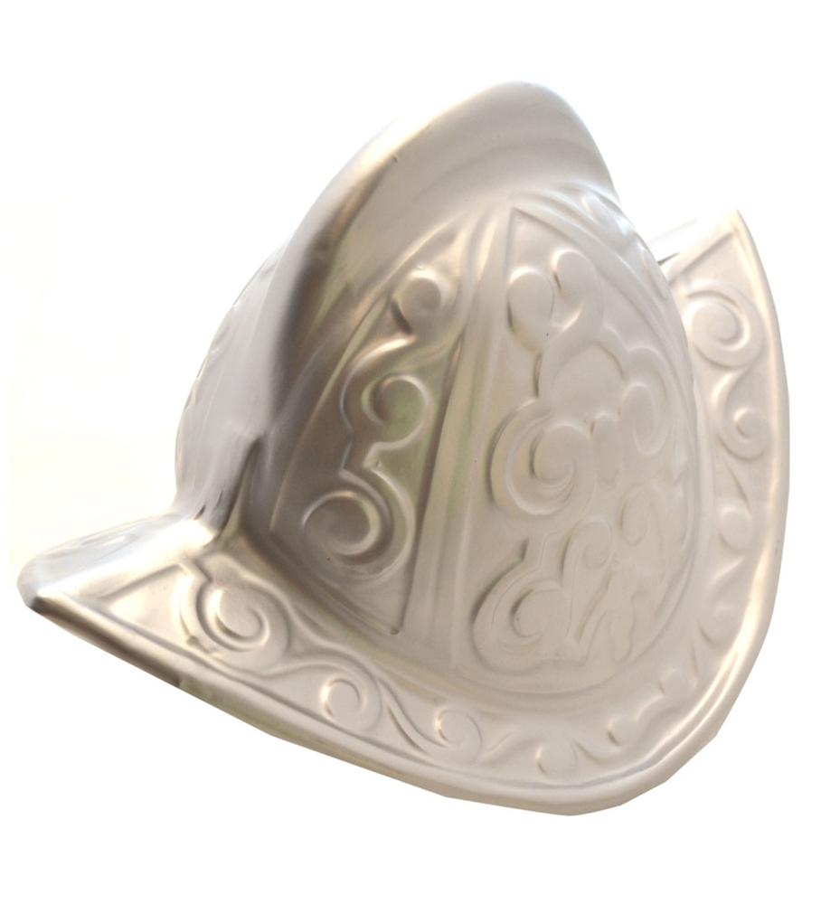 Conquistador Helmet Plastic