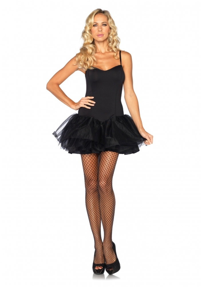 Corset Tutu Adult Womens Dress by Leg Avenue