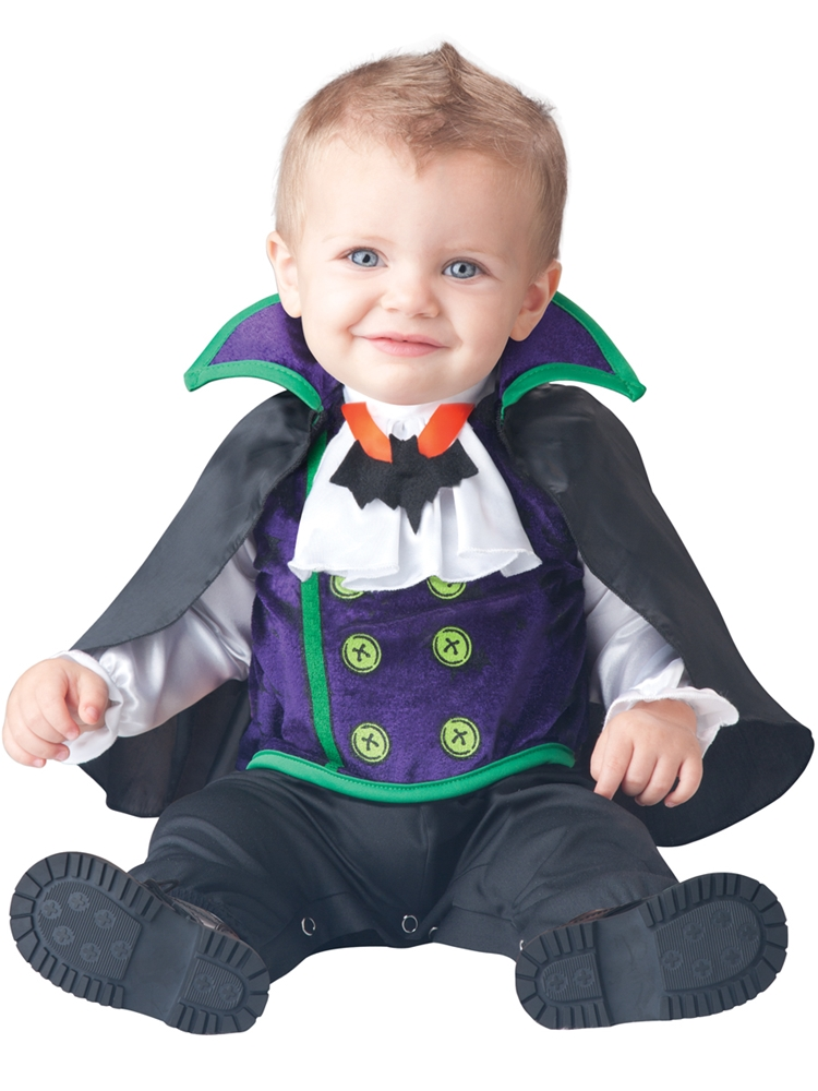 Image of Count Cutie Baby Costume