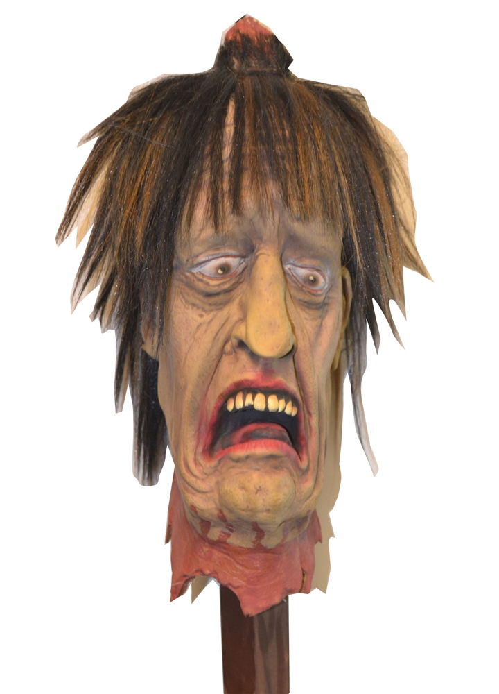 Cousin Bob Severed Head Prop 45in