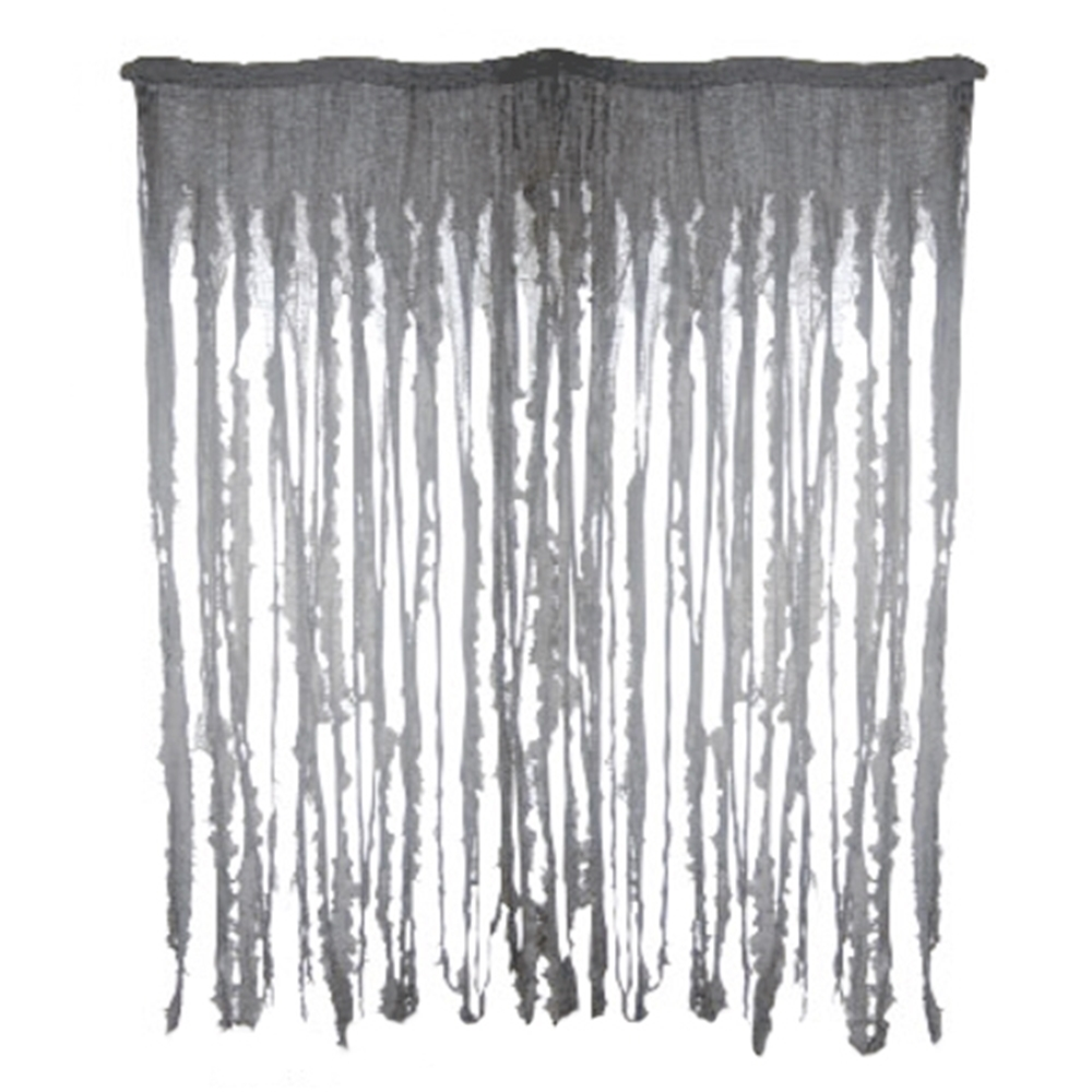 Creepy Cloth Curtain 8 Ft Long
