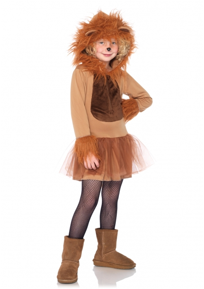 Cuddly Lion Child Costume