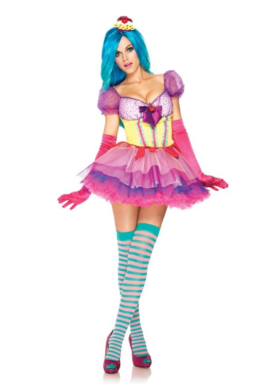 Cupcake Cutie Sexy Adult Womens Costume