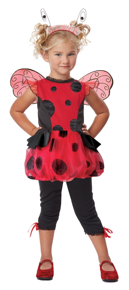 Cute As A Bug Toddler Costume