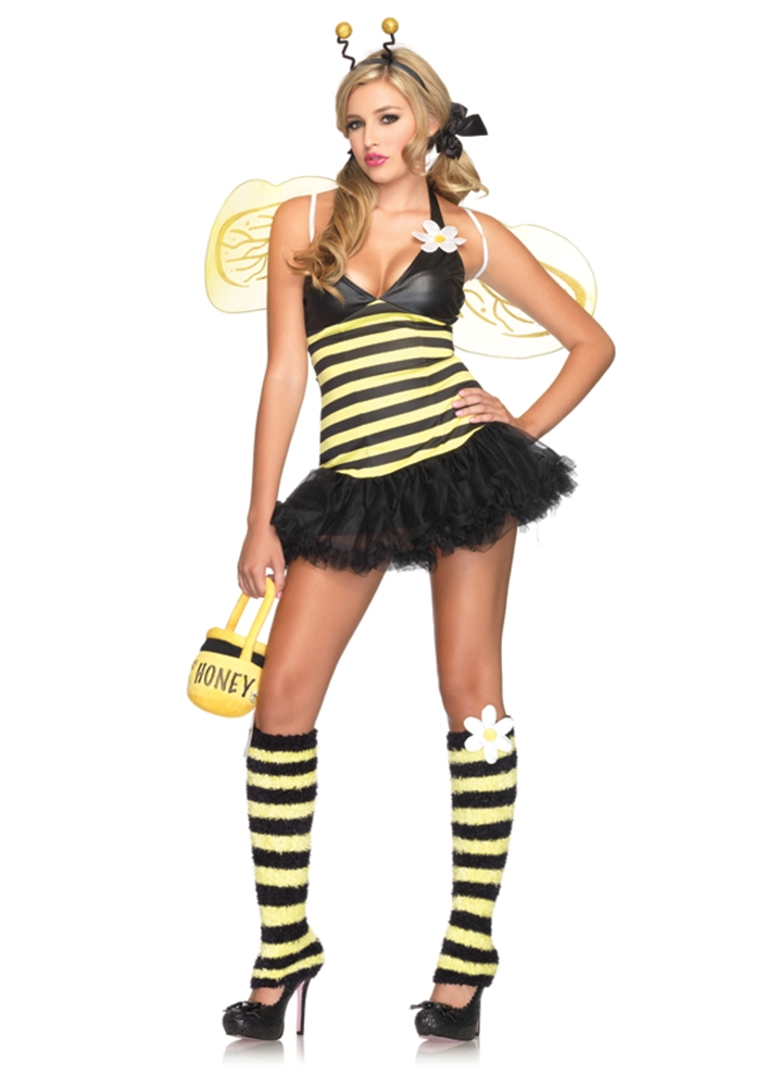 Daisy Bee Adult Womens Costume