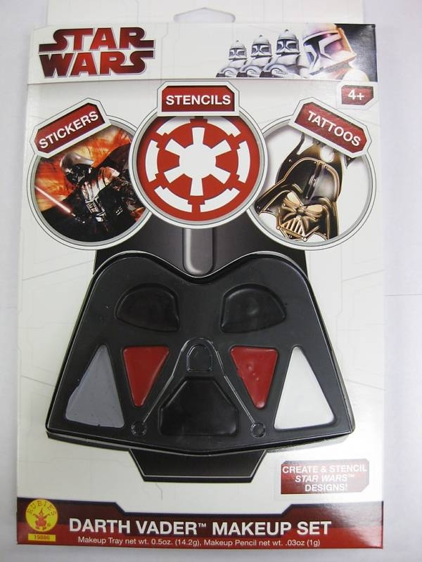 Star Wars Darth Vader Make Up Kit