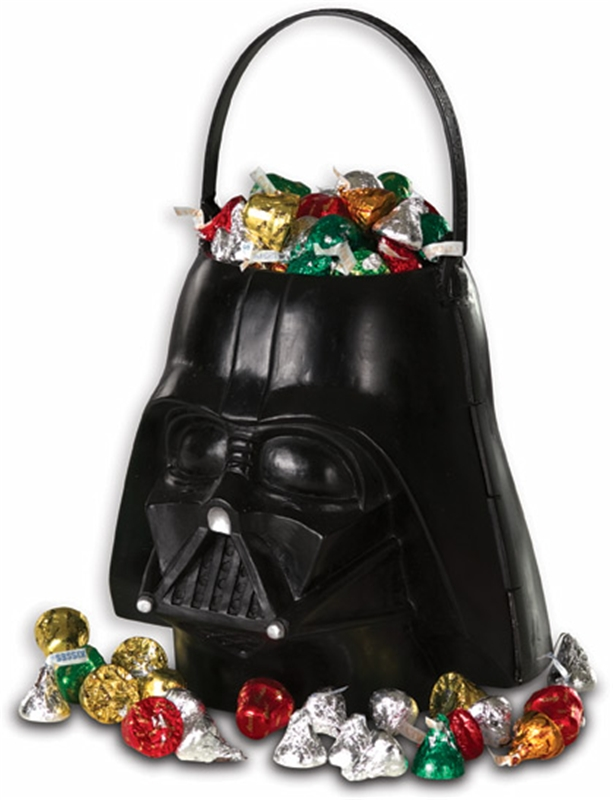 Star Wars Darth Vader Trick-or-Treat Pail